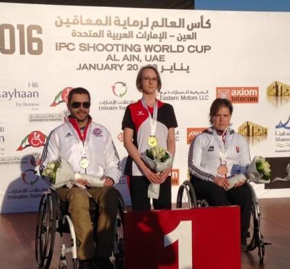 Hiltrop gewinnt Weltcup in Al Ain!