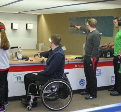Schützen starten die Olympische und Paralympische Saison!